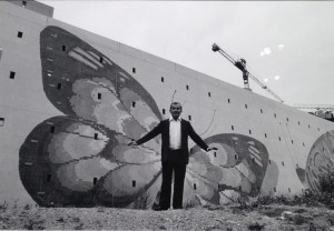 Maurice Baquet, Porte de Vanves, 1982